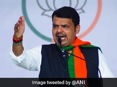 """Horror Show Will End Soon"": Devendra Fadnavis On Maharashtra Government"