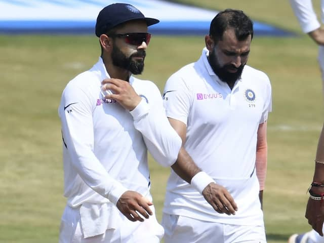 IND vs RSA, 2nd Test: Virat Kohli fully praised of Mohammed Shami, Says Why Kuldeep yadav is out