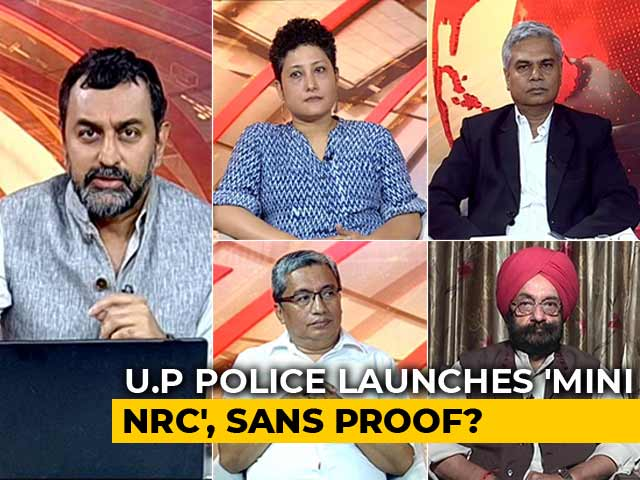 Video : National NRC: Panic Without Proof?