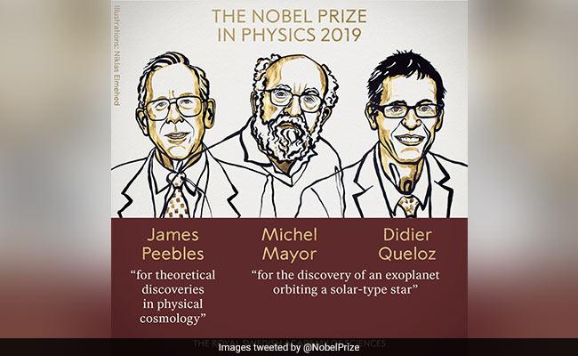 Nobel Prize in Physics 2019 celebrates Earth's cosmic context