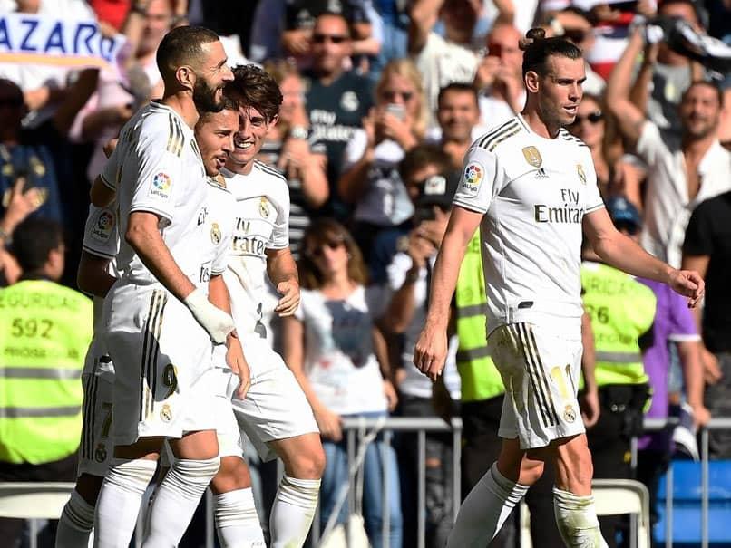 La Liga: Eden Hazard Ends Wait For First Real Madrid Goal In 4-2 Win Over Granada
