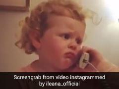 Viral Video: अपनी दोस्त संग जमकर चुगलियां कर रही थी छोटी बच्ची, बॉलीवुड एक्ट्रेस ने वीडियो शेयर कर कही ये बात