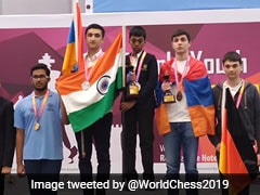 World Youth Chess Championship 2019: R Praggnanandhaa Wins Open Under-18 Gold, India Bag Seven Medals
