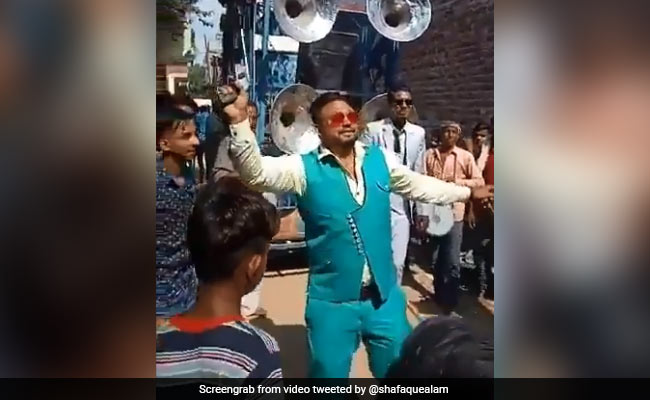 Man Seen Waving Gun As He Dances Arrested In UP After Video Is Viral