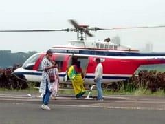Assembly Election: चुनाव आयोग की विजिलेंस टीम ने ली NCP नेता सुप्रिया सुले के हेलीकॉप्टर की तलाशी