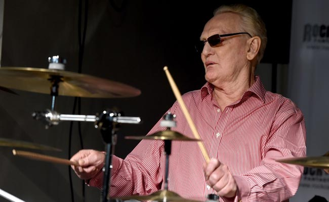 Paul McCartney, Flea, Mick Jagger And More Pay Tribute To Ginger Baker