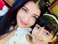 Aishwarya's Million Dollar Pic With Aaradhya Is Winning The Internet