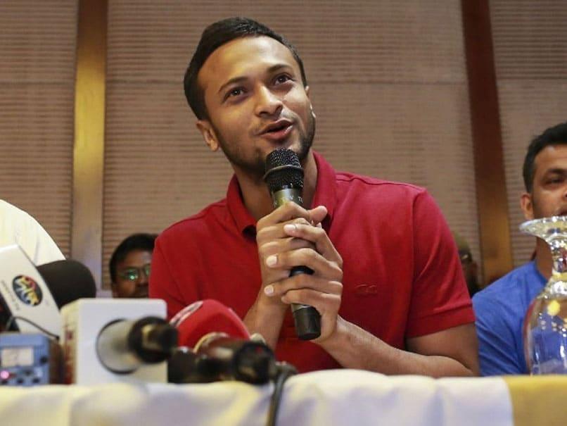 Shakib Al Hasan Quits MCC World Cricket Committee After ICC Ban