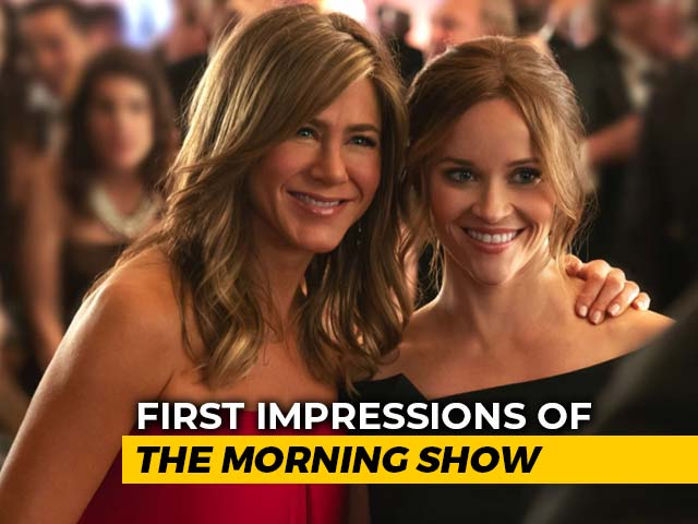 First Impressions Of Jennifer Aniston Starrer The Morning Show