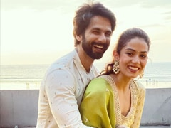Diwali 2019: Shahid Kapoor And Mira Rajput Celebrated The Festival Of 'Love And Light' In The Most Adorable Way