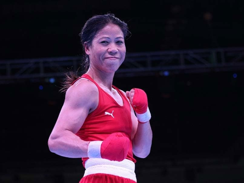 Mary Kom reaches quarters, one win away to seal a medal