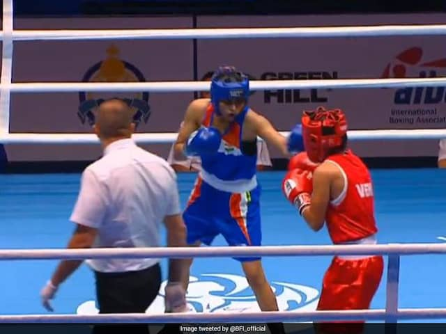 Womens World Boxing Championships: Manju Rani Beats Rojas Tayonis Cedeno To Enter Quarter-Finals