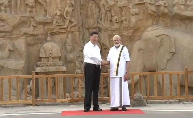 No Welcome Banners For China's Xi Jinping Along Mamallapuram After Techie's Death