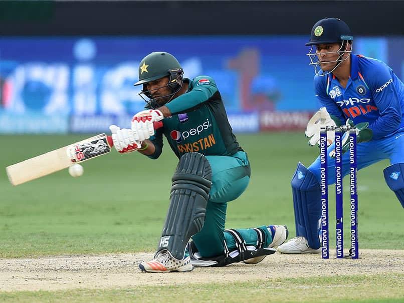 """Has MS Dhoni Retired?"": Sarfaraz Ahmeds Wife Asks Critics Of Former Pakistan Captain"