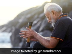 Was Carrying Acupressure Roller While Plogging On Tamil Nadu Beach: PM Modi