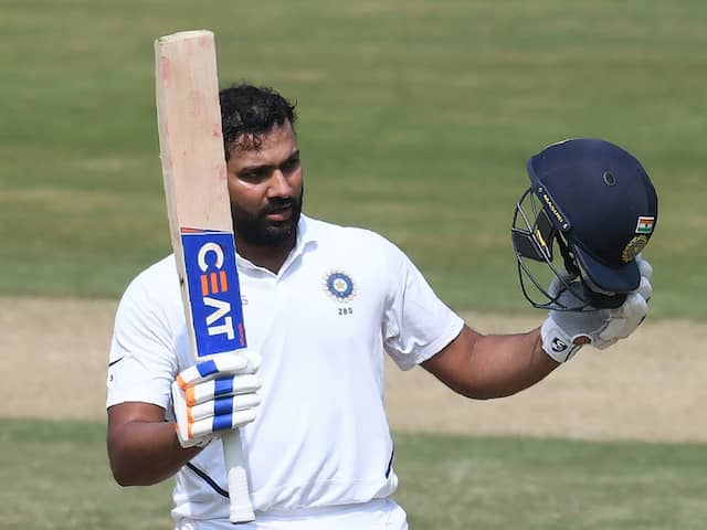 India vs South Africa: Rohit Sharma Century Helps India Dominate Rain-Hit Day 1 In Vizag