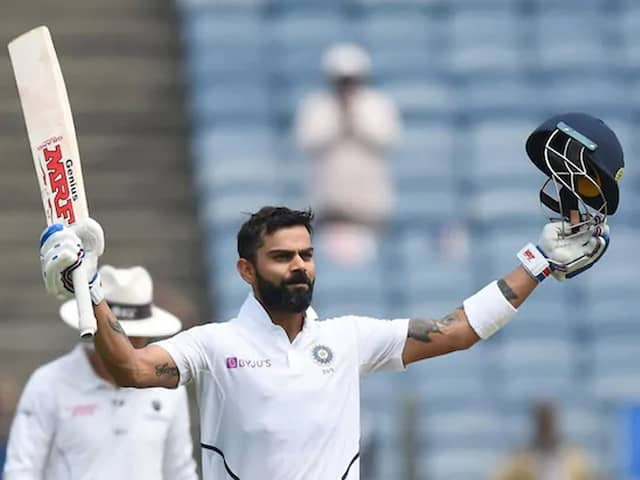 Virat Kohli Needs Two Points To Topple Steve Smith From Top Of ICC Test Rankings