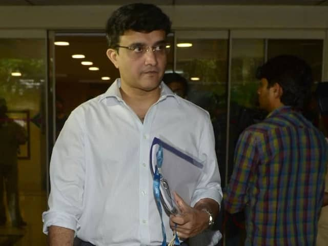 Sourav Ganguly Backs India To Do Well In Day-Night Tests