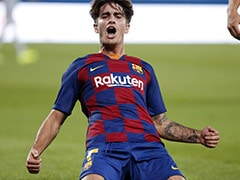 """The Next Messi?"": Alex Collado Scores Breathtaking Goal For Barcelona B Team. Watch"