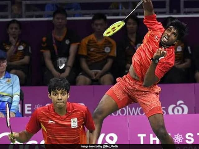 French Open Final Highlights: Satwiksairaj Rankireddy-Chirag Shetty Lose In Final