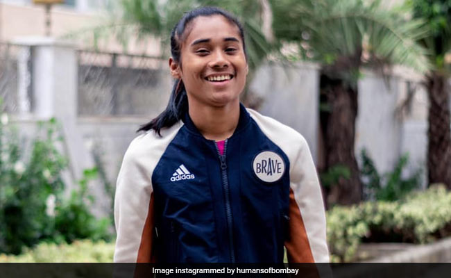 """""""I Couldn't Afford Shoes"""": Hima Das Talks About Her Journey In Viral Post"""