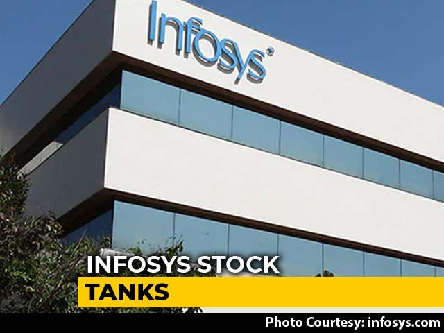 Video : Infosys Falls After Complaints Against CEO, Company Begins Probe