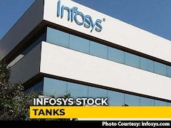 Video: Infosys Falls After Complaints Against CEO, Company Begins Probe