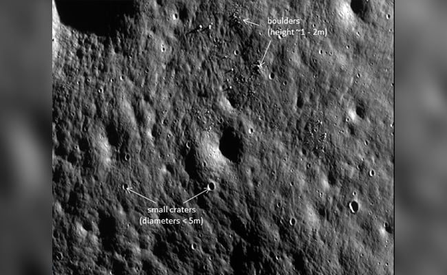 Chandrayaan-2 takes breathtaking pictures of moon using OHRC, take a look