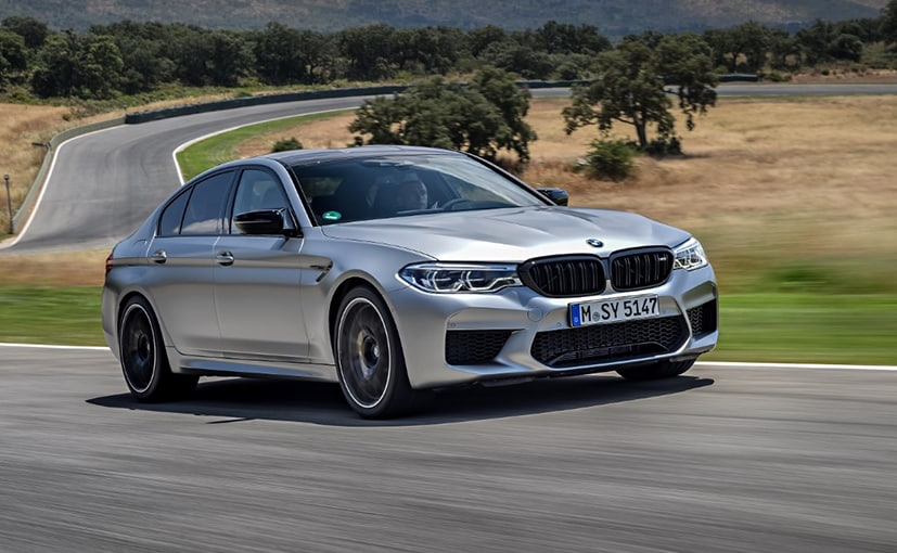 The BMW M5 Competition has been launched in India as CBU model.
