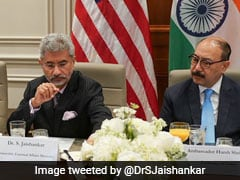 What S Jaishankar Said When Asked About India, Pak's Role In Afghanistan