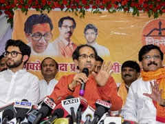 """Is President In Your Pocket?"" Shiv Sena Hits Out At Ally BJP"