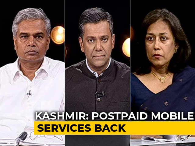 Video : Mobile Services Restored In Jammu And Kashmir. Is 'Normalcy' Far Behind?