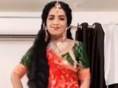 आम्रपाली दुबे भी फंसीं इस चैलेंज के चक्कर में, कर डाला ऐसा डांस वीडियो ने उड़ाया गरदा- देखें Viral Video