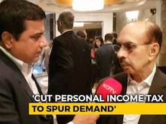 Video: Adi Godrej Calls For Lower Income Tax To Boost Consumer Spending
