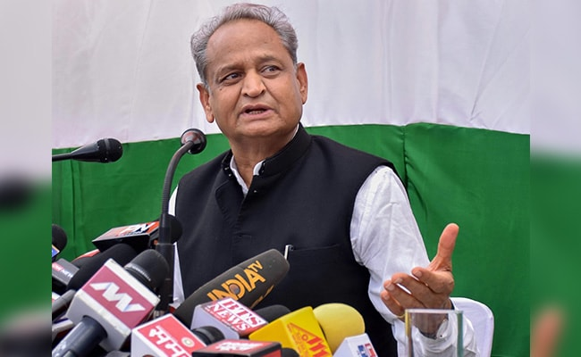 How Can Corruption End When Politics Depends On It: Rajasthan Chief Minister
