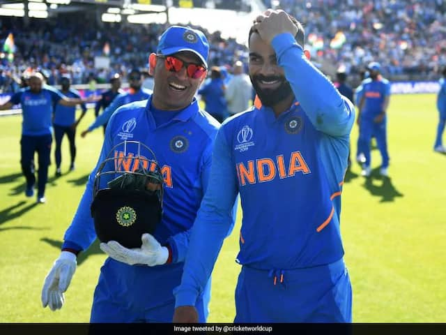 Year 2019: Virat Kohlis Special Message For MS Dhoni Was The Most Retweeted Sports-Related Tweet In India