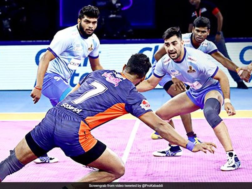 Pro Kabaddi League: Bengal Warriors claim top spot with win over Tamil Thalaivas