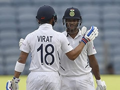 India vs South Africa: Mayank Agarwal's 2nd Test Century Helps India Dominate South Africa On Day 1