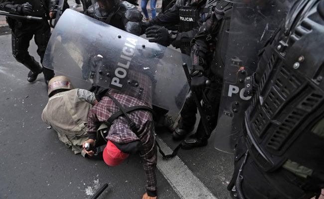 Ecuador President, Protesters Reach Deal To End Violent Unrest