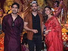 Durga Puja 2019: Alia Bhatt, Rani Mukerji And Hrithik Roshan Get Make Maha Navami Special. See Pics