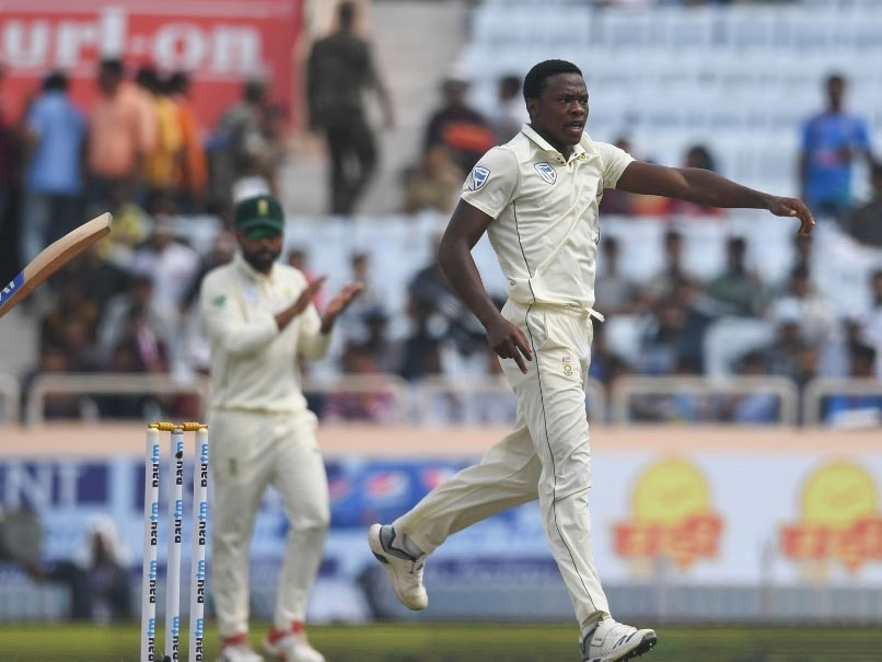 இந்தியா vs தென்னாப்பிரிக்கா: 3வது டெஸ்ட் முதல் நாள் #Scorecard