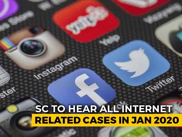 Video: Rules To Regulate Social Media By January 15: Centre To Supreme Court