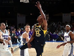 Indiana Pacers Edge Past Sacramento Kings As NBA Makes India Debut