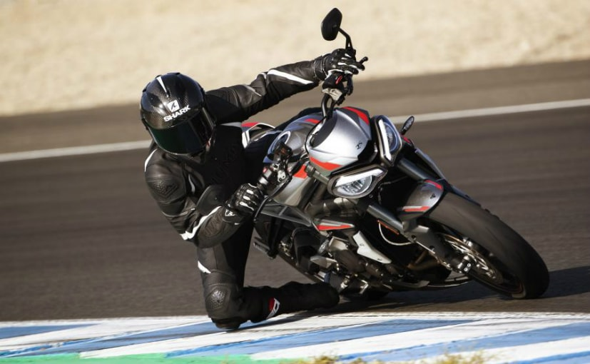 New Triumph Street Triple RS is expected to be priced at around Rs. 11.5 lakh