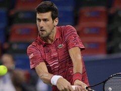 Shanghai Masters: Novak Djokovic Begins Title Defence With Easy Win Over Denis Shapovalov