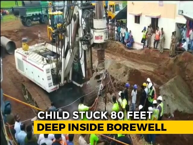 "Video : ""Every Effort"" Being Made To Rescue Tamil Nadu Boy From Borewell: PM Modi"