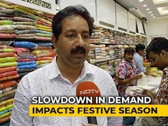 Video: Economic Slowdown Impacting Business This Festive Season, Say Traders