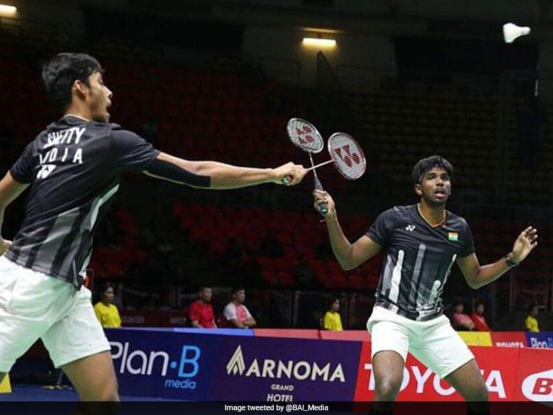 Satwiksairaj Rankireddy-Chirag Shetty Lose French Open Final
