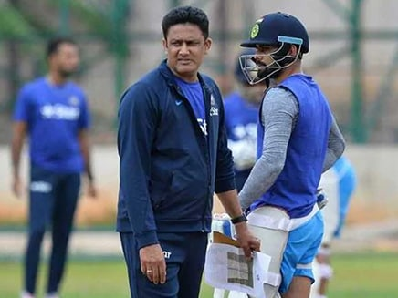 Anil Kumble did such forecast about Virat Kohli team