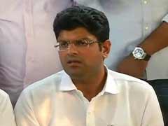 हरियाणा में BJP की सहयोगी पार्टी JJP में 'बगावत'? विधायक बोले- मॉल में हुआ गठबंधन, हमें पता ही नहीं था